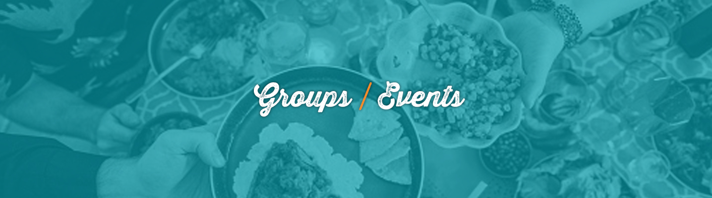Groups / Events